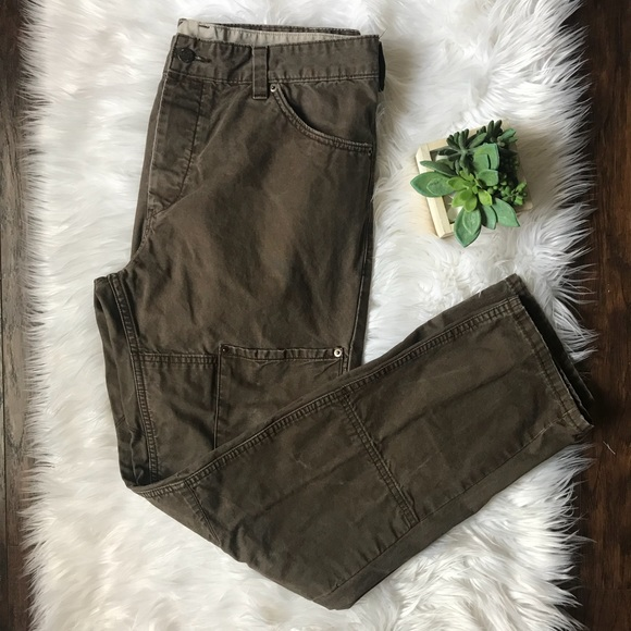 7a412183 Levi's Pants | Mens Levis Two Horse Brand Brown Cargo | Poshmark